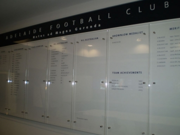 Football Club Honour Board (3D174)