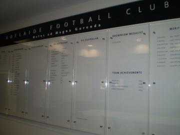 Football Club Honour Board (3D174)