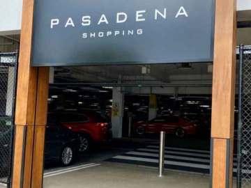 Pasadena Pedestrian Entry (BS560)
