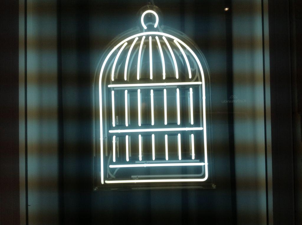 Window neon sign (IS204)