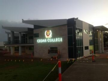 3D Illuminated Building Signage (IS152)