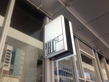 Fabricated Acrylic Sign (IS154)