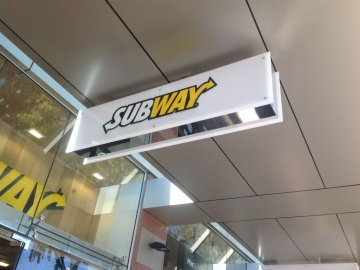 Under Awning Sign (IS156)