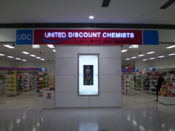 Shopping Cenre Mall signage (IS314)