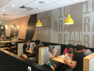 McDonalds wallpaper graphics (PG287)