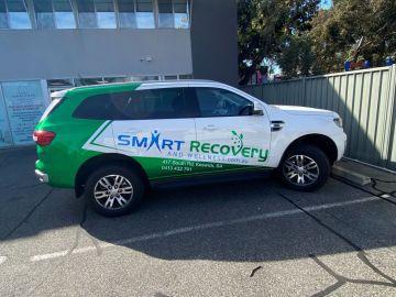 SM-vehicle