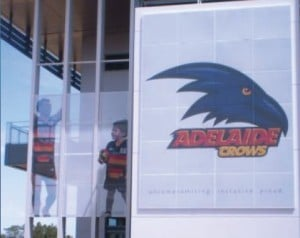 Adelaide Stainless Steel Signage