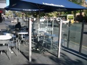 Adelaide Cafe Signage Design