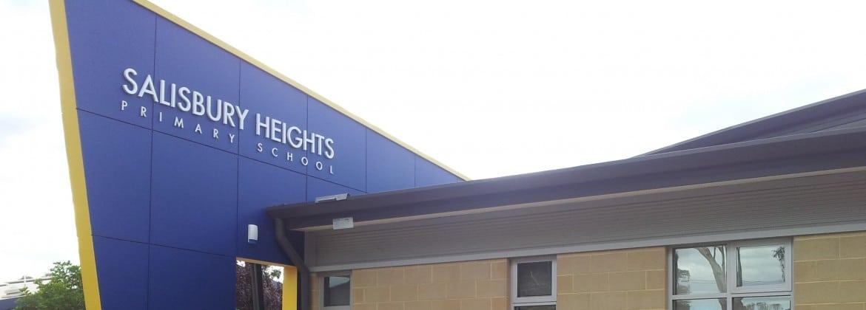 School signs, Adelaide