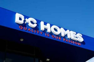 Fascia Signs 3D Acrylic Letters
