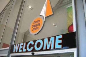 Adelaide Acrylic Letters Entrance Signs