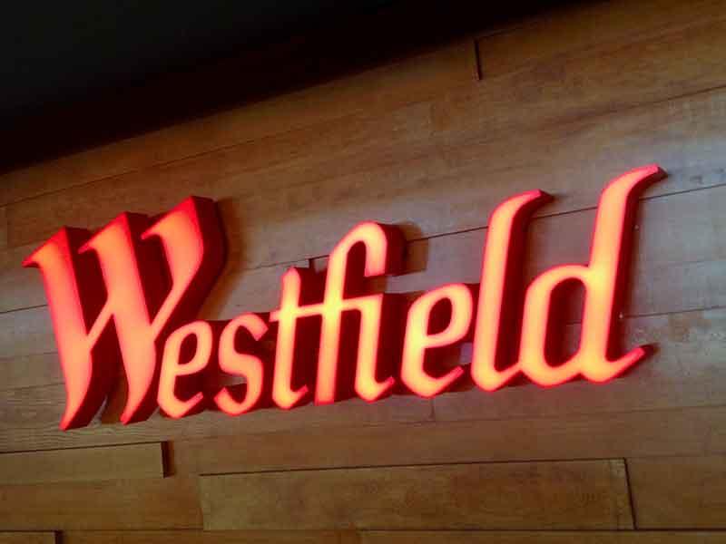 3D Illuminated Signage Adelaide