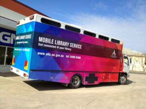 Car and Bus Wraps Adelaide