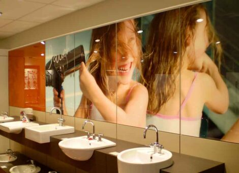 Customised Printed Wall Graphics Design Adelaide