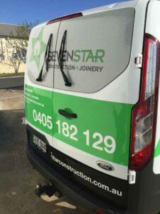 Van Signs Adelaide