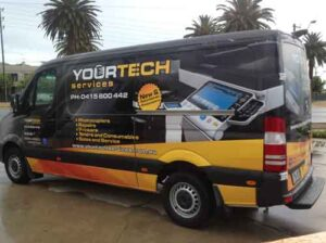 Vehicle Graphics Design Adelaide