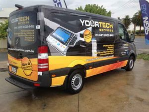 Vehicle Graphics and Wraps Adelaide
