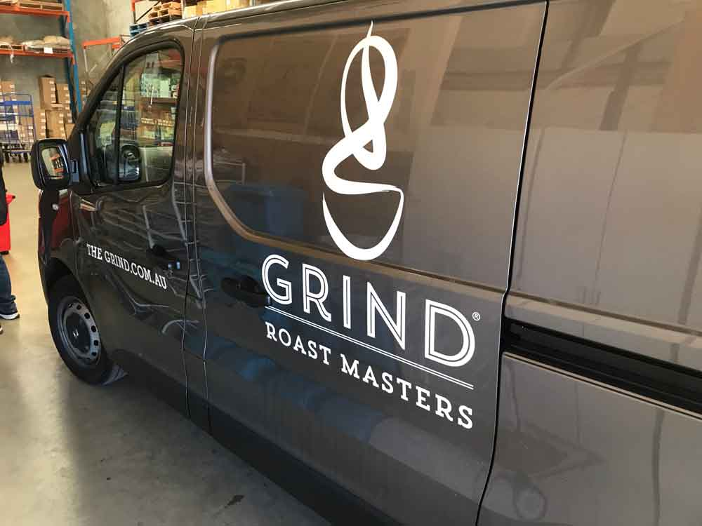 Vehicle Wraps Adelaide