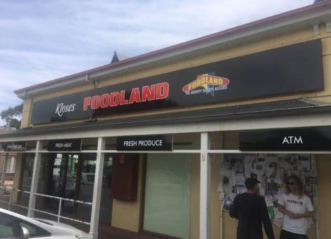 Adelaide 3D Backlit Signs