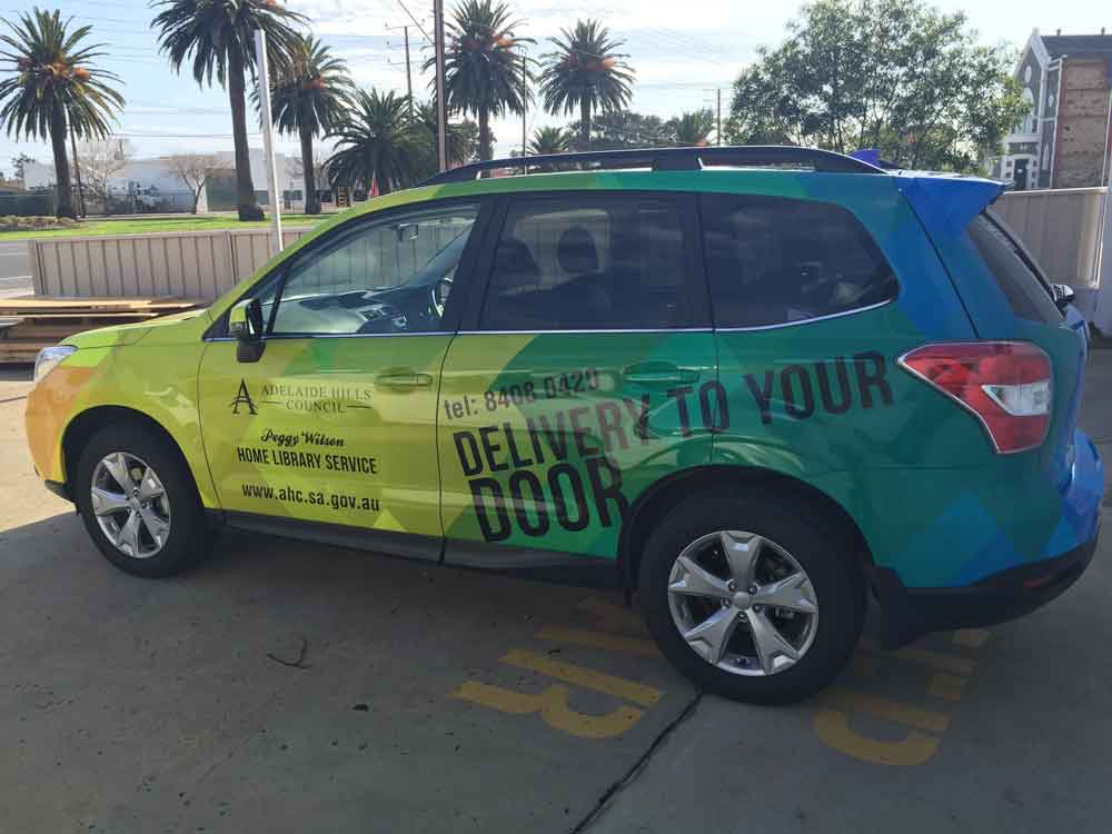 Adelaide Car Wraps