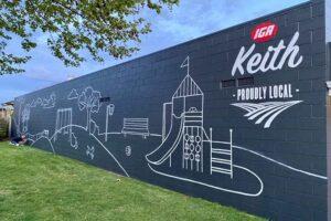 Adelaide Custom Wall Mural Designers