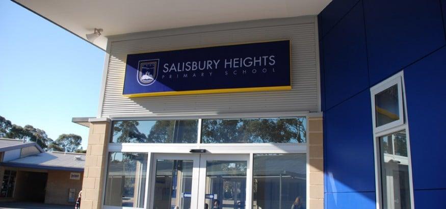 South Australia School Signs
