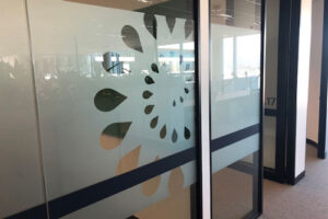 Adelaide Etched Glass Signs
