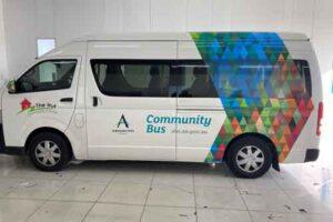 Adelaide Flatbed Digital Printing Car Wraps
