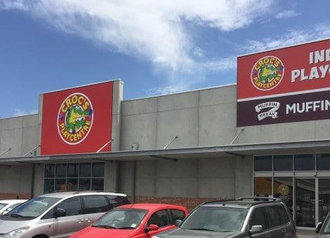 Warehouse signage Adelaide South Australia
