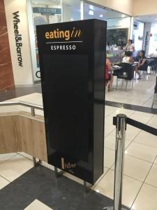 Adelaide Café Signage Design