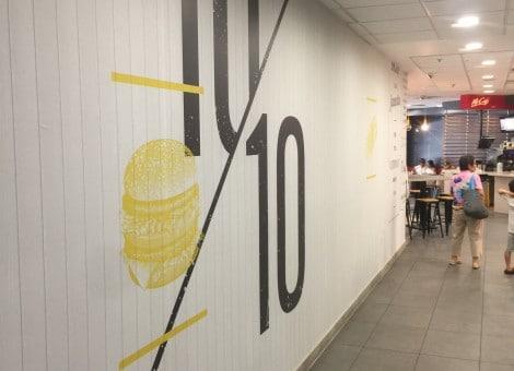 Adelaide Acrylic Wall Signs