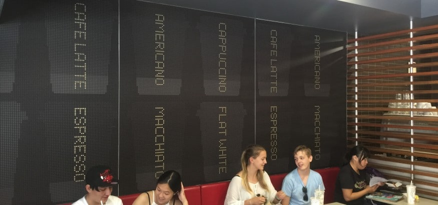 Adelaide Indoor Wall Signage