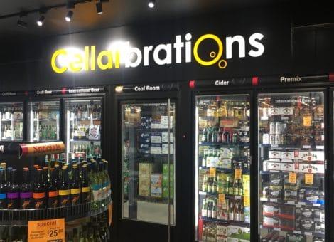 Adelaide Illuminated Shop Signs