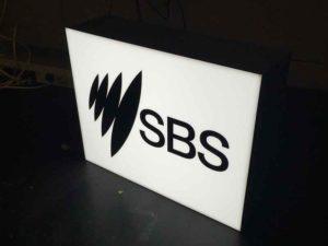 Sydney Illuminated Signage Design