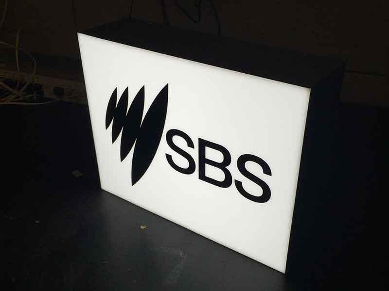 Sydney Illuminated Signage Design