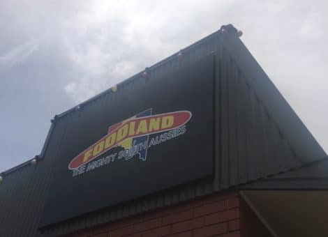 Adelaide Custom Vinyl Sign Printing