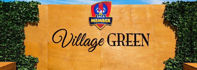 village green international event signs australia
