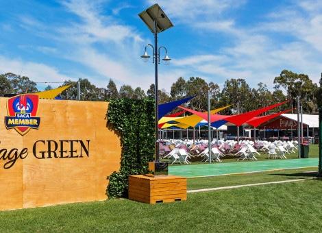 village green international event signs australia 3
