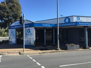 Adelaide Outdoor Business Signs