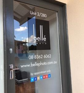Adelaide 3D Door Signs