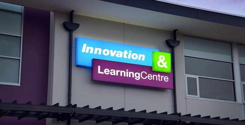 Adelaide Illuminated Acrylic 3D Signs