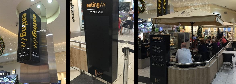 cafe signage adelaide