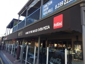 Adelaide Canvas Awning Signs