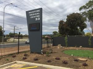 Adelaide Pylon Signs