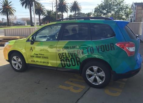 Adelaide Vehicle Signwriting