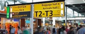 Adelaide Directional Signage Design
