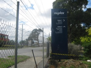 Adelaide Pylon Sign